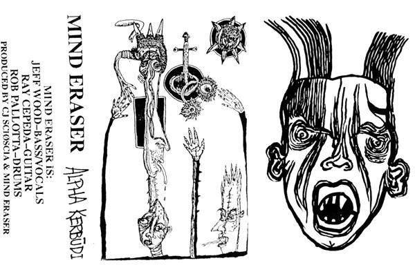 Mind Eraser - Alpha Kerbudi