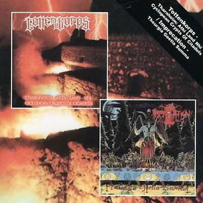 Imprecation / Totten Korps - Tharnheim: Athi-Land-Nhi; Ciclopean Crypts of Citadels / Theurgia Goetia Summa
