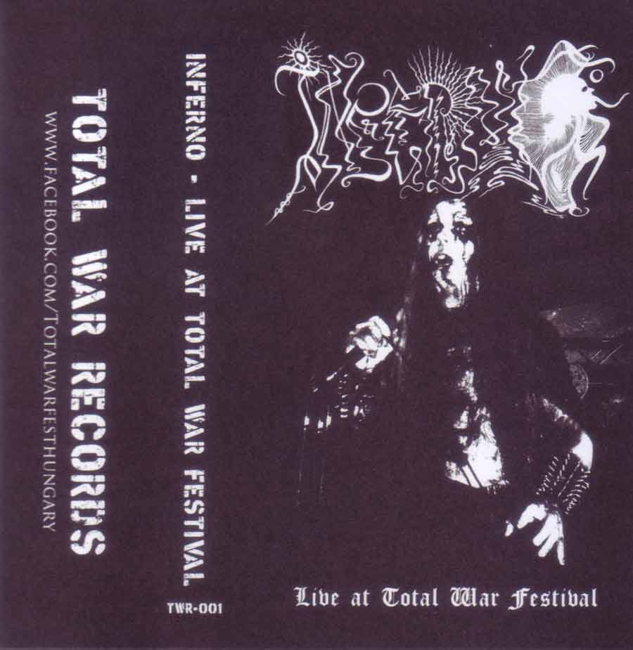 Inferno - Live at Total War Festival
