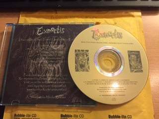 Exmortis - Descent into Chaos / Immortality's End