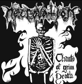 Necrovation - Chants of Grim Death
