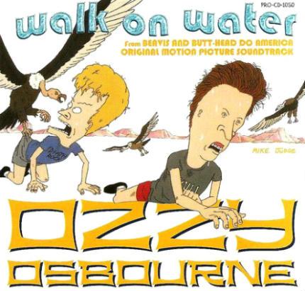 Ozzy Osbourne - Walk on Water