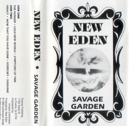 New Eden - Savage Garden