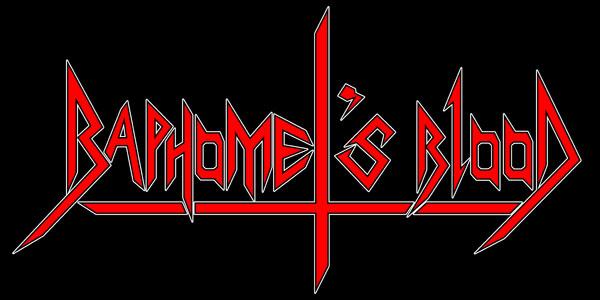 Baphomet's Blood - Logo