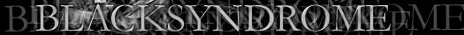 Black Syndrome - Logo