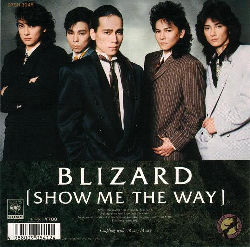 Blizard - Show Me the Way