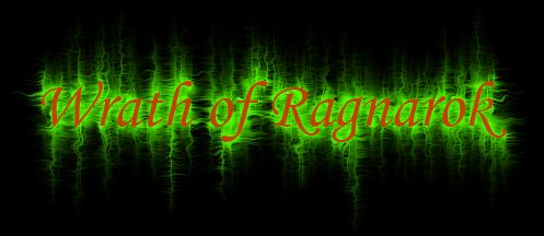 Wrath of Ragnarok - Logo