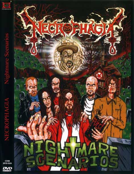 Necrophagia - Nightmare Scenarios