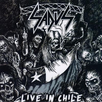 Sadus - Live in Chile