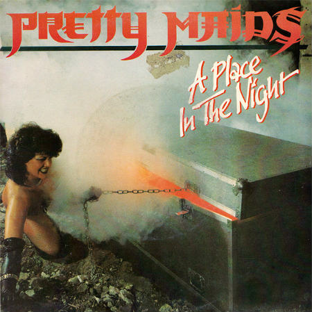 Pretty Maids - A Place in the Night