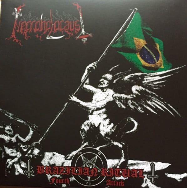 Necroholocaust - Brazilian Ritual Fourth Attack
