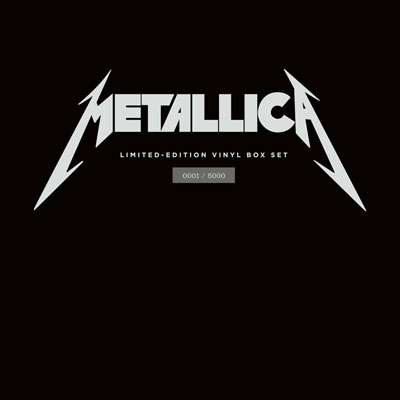 Metallica - Vinyl Box Set