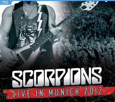 Scorpions - Live in Munich 2012