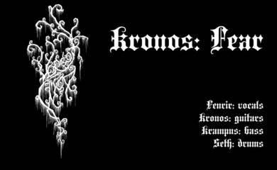 Vereor Nox - Kronos: Fear