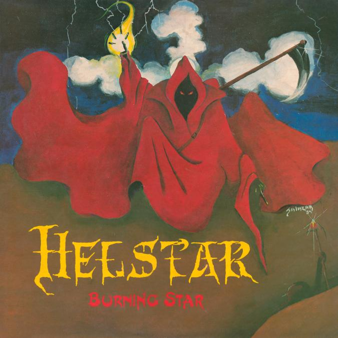 Helstar — Burning Star (1984)