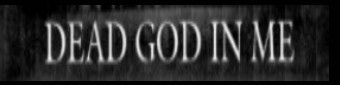 Dead God in Me - Logo