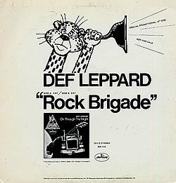 Def Leppard - Rock Brigade