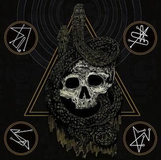 Deathstench - Split LP