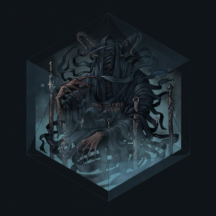 Hannes Grossmann - The Crypts of Sleep