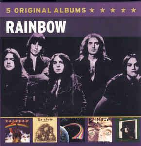 Rainbow - 5 Original Albums