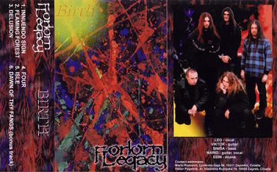 Forlorn Legacy - Birth