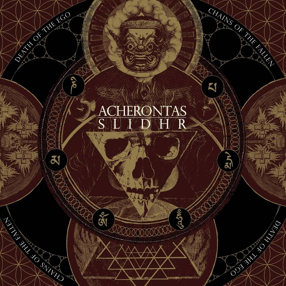Slidhr / Acherontas - Death of the Ego / Chains of the Fallen