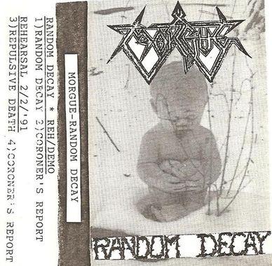 Morgue - Random Decay