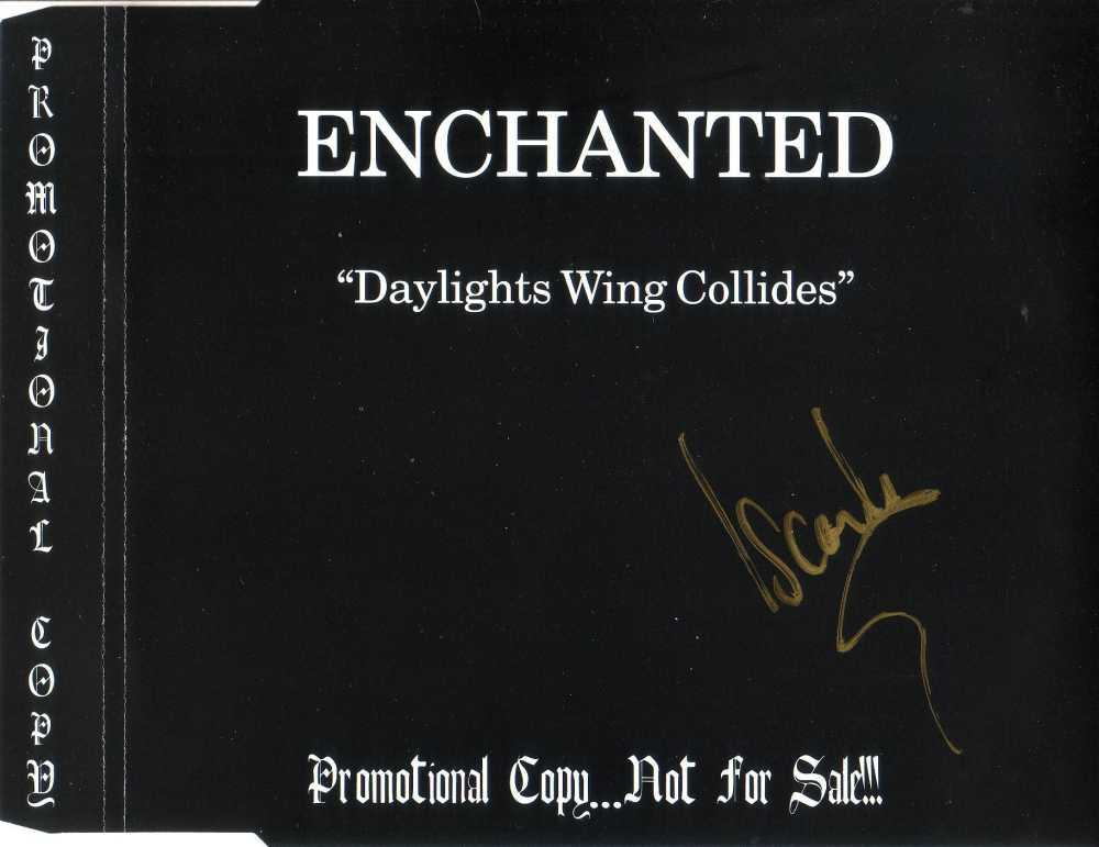 Enchanted - Daylight Wing Collides
