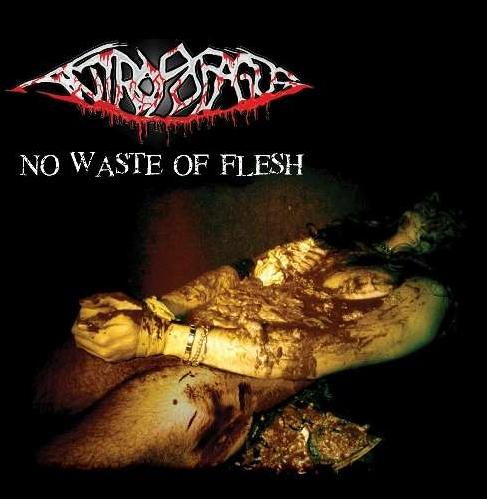 Antropofagus - No Waste of Flesh