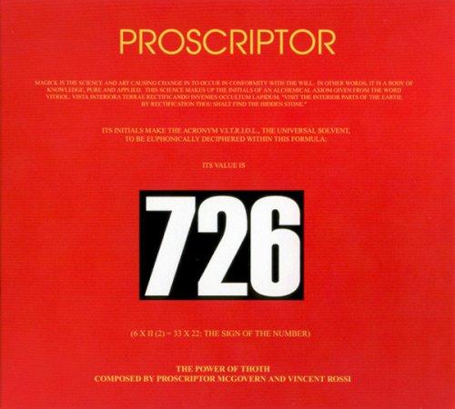 Proscriptor - 726