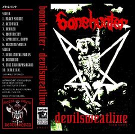 Bonehunter - Devilsweatlive