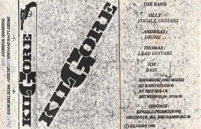 Kilgore - Demo 1990
