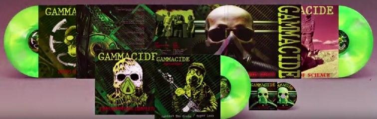 Gammacide - Contamination: Complete