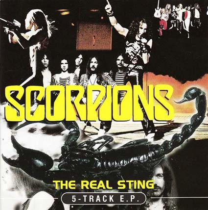 Scorpions - The Real Sting