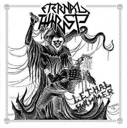 Eternal Thirst - Lethal Hammer