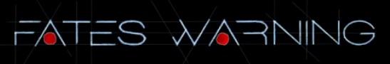Fates Warning - Logo