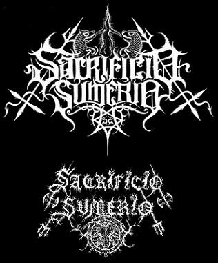 Sacrifício Sumério - Logo