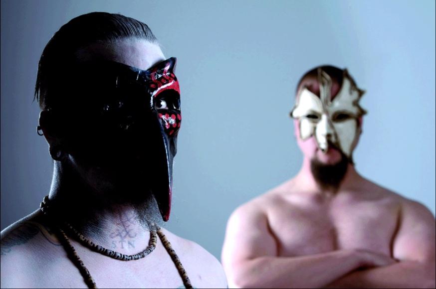Slave's Mask - Photo