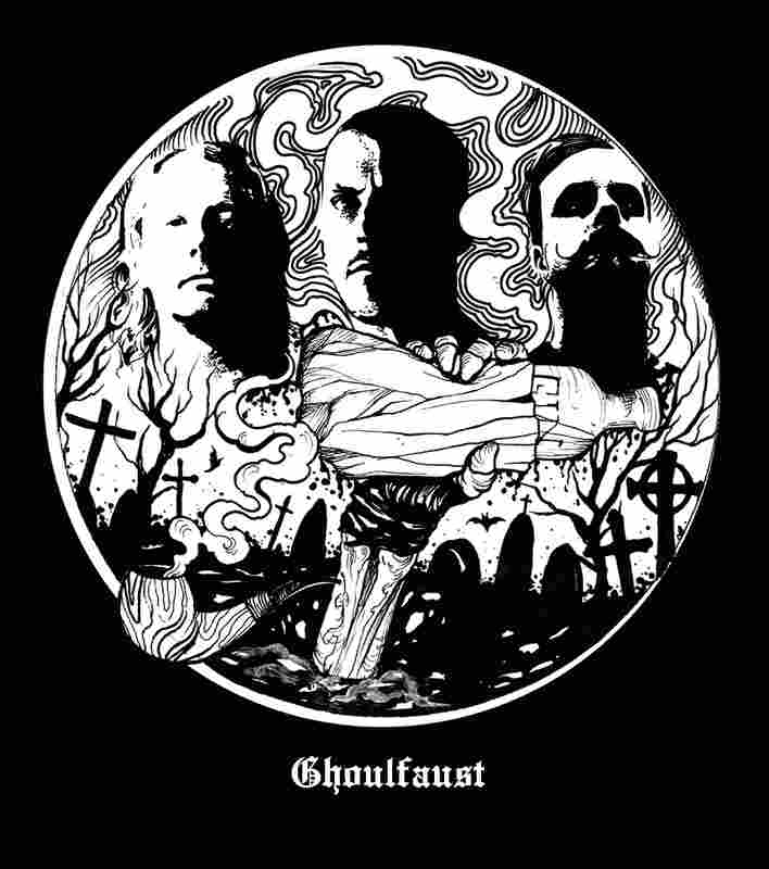 Ghoul-Cult / Urfaust - Ghoulfaust