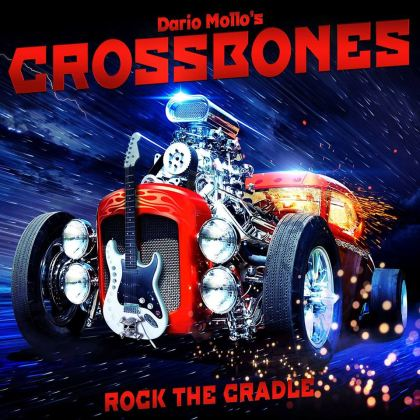Dario Mollo's Crossbones - Rock the Cradle