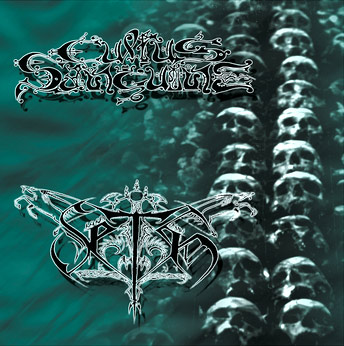 Seth / Cultus Sanguine - War Vol. III