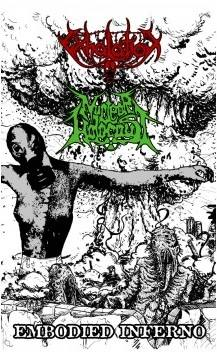 Exhalation / Nuclear Holocaust - Embodied Inferno