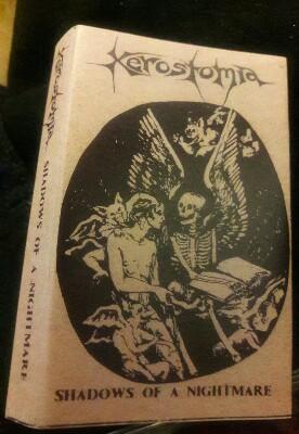 Xerostomia - Shadows of a Nightmare