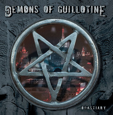 Demons of Guillotine - Beastiary