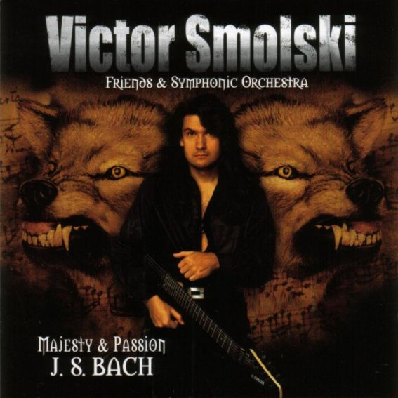 Victor Smolski - Majesty & Passion