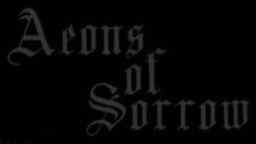 Aeons of Sorrow - Logo