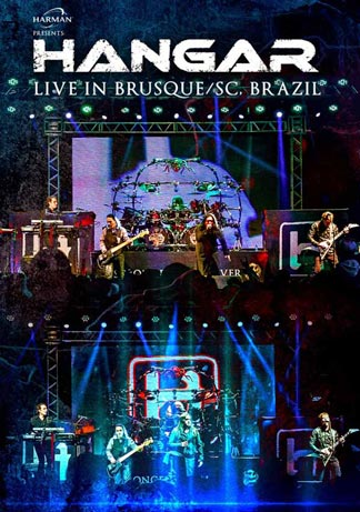 Hangar - LIVE IN BRUSQUE/SC, BRAZIL