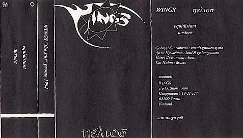 Wings - The Sun