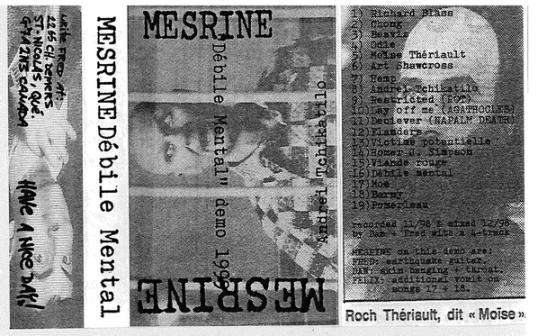 Mesrine - Débile Mental