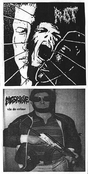 Mesrine / Rot - Untitled / Vie de Crime